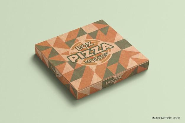 Makieta opakowania po pizzy