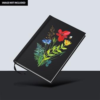 Makieta pamiętnika artysty