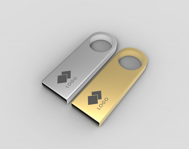 Makieta pendrive