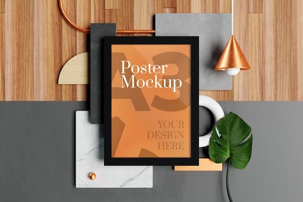 Makieta plakatu a3
