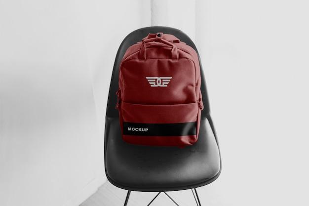 Makieta plecaka