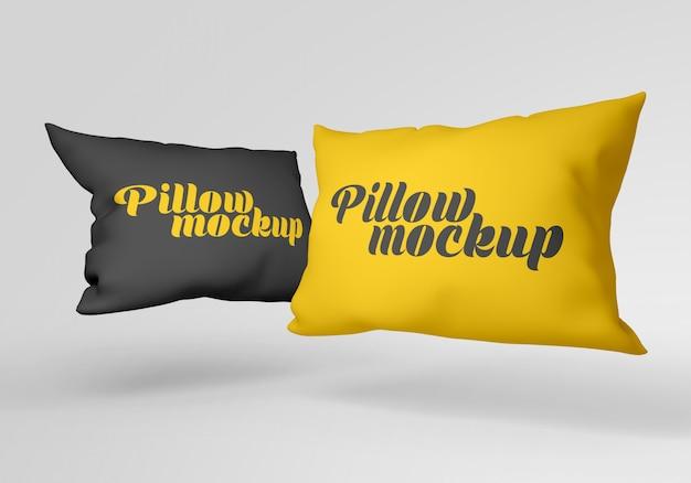 Makieta poduszki prostokątnej