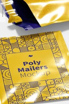Makieta poly mailers
