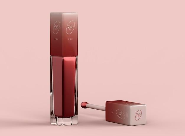 Makieta produktu kosmetycznego