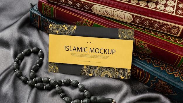 Makieta projektu nadruku ramadan
