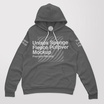 Makieta pulowerowa unisex z gąbki polarowej