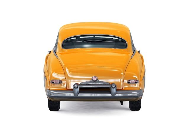 Makieta retro coupe z 1949 roku