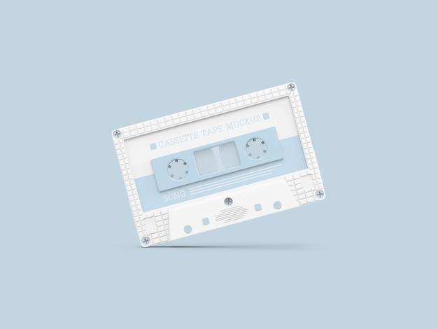 Makieta retro kasety magnetofonowej
