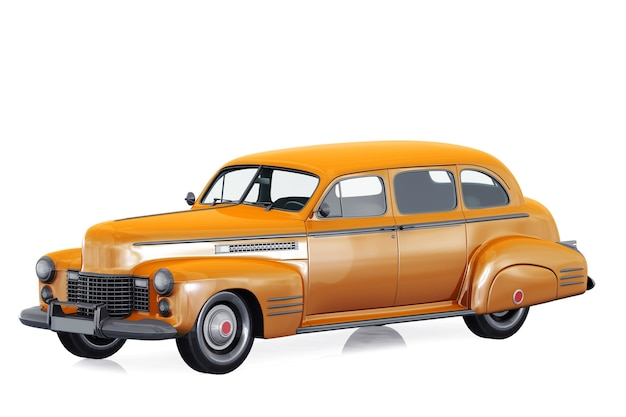 Makieta retro kombi 1941