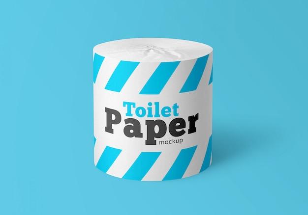 Makieta rolki papieru toaletowego
