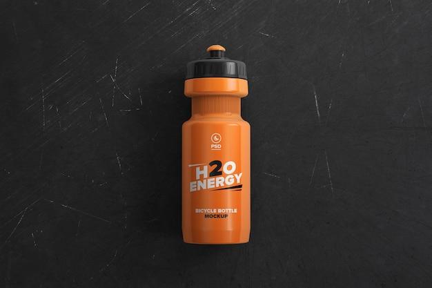 Makieta rowerowej butelki na wodę