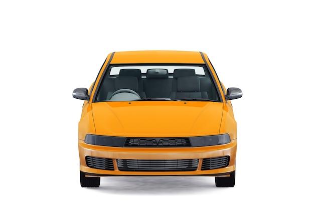 Makieta samochodu sedan 1996