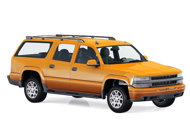 Makieta samochodu suv 4x4 2005