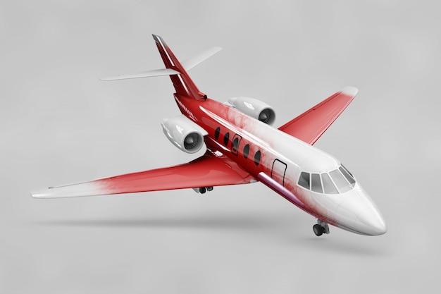 Makieta samolotu prywatnego