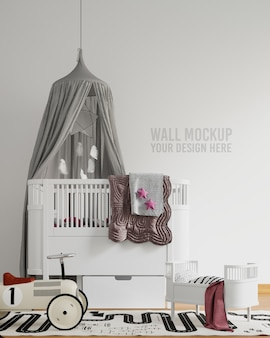 Makieta ściany wewnętrznej zabaw dla dzieci