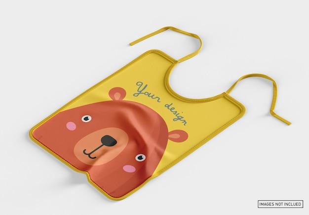 Makieta śliniaczek dla niemowląt