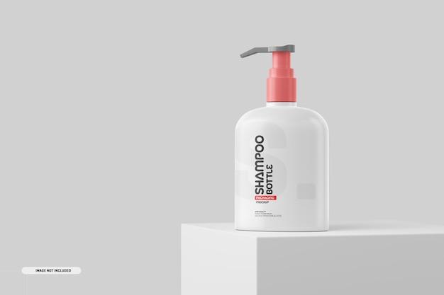 Makieta słoika na butelki kosmetyków