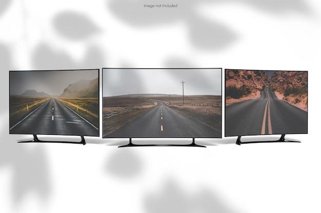 Makieta smart tv