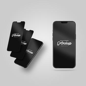 Makieta smartfona