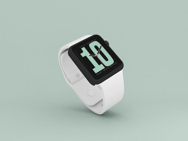 Makieta smartwatcha