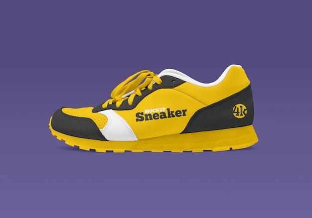 Makieta sneaker