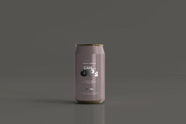 Makieta standardowej puszki sody 330 ml