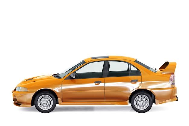 Makieta super samochodu z 1997 roku