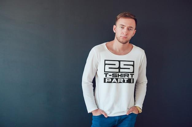 Makieta t-shirt