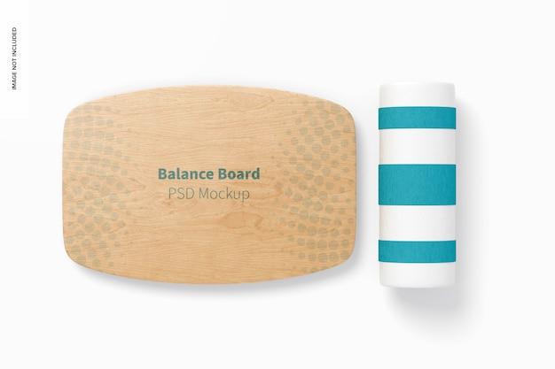 Makieta tablicy balansowej