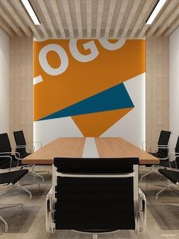 Makieta tablicy biurowej