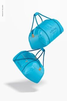 Makieta torby marynarskiej