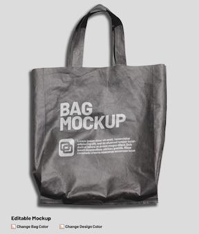Makieta torby materiałowej