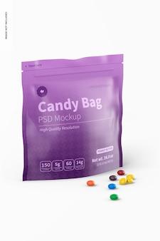 Makieta torby na cukierki