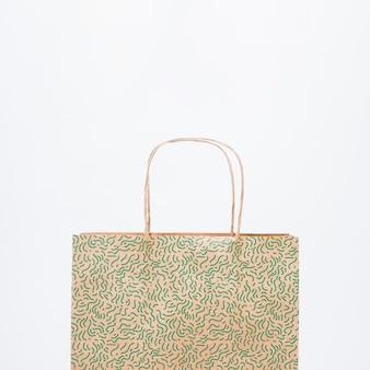 Makieta torby na zakupy