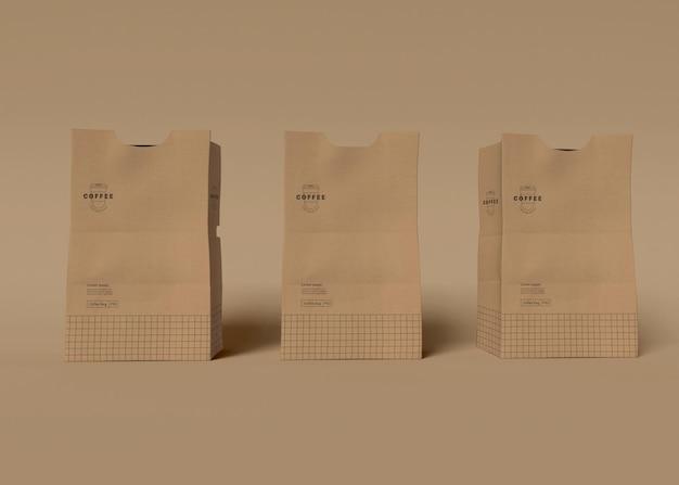 Makieta torby