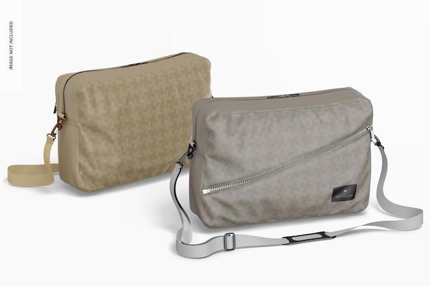 Makieta toreb na ramię, widok z przodu