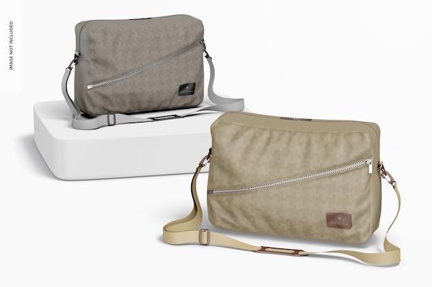Makieta torebek przez ramię