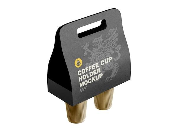 Makieta uchwytu na filiżanki kawy