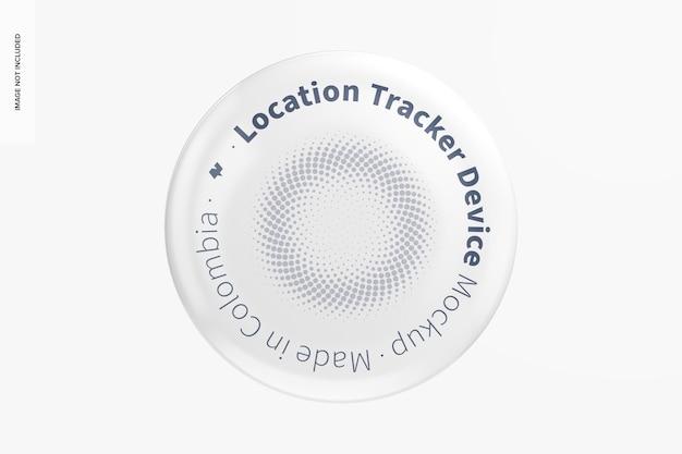 Makieta urządzenia do śledzenia lokalizacji