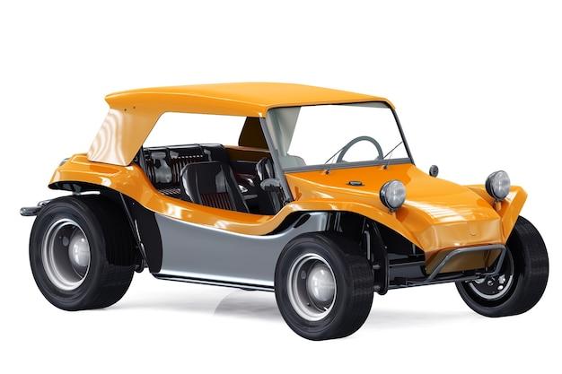 Makieta zabytkowego samochodu