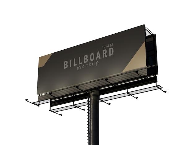 Makiety billboardów