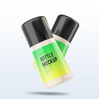 Makiety butelek kosmetycznych