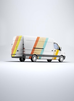 Makiety minibusów