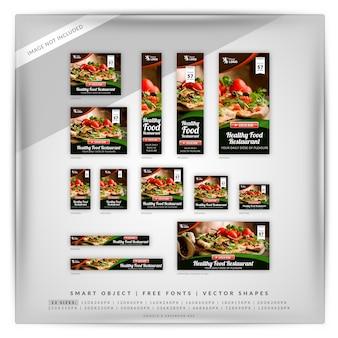 Marketing żywnościowy reklamy google i facebook