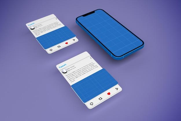 Media społecznościowe i telefon