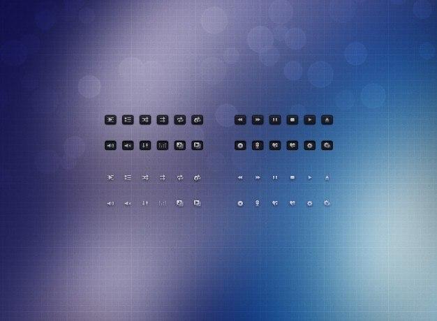 Minimicons - music edition