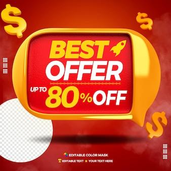 Najlepsza oferta w polu tekstowym 3d z rabatem do 80 procent