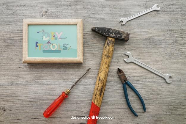 Narzędzia i ramki