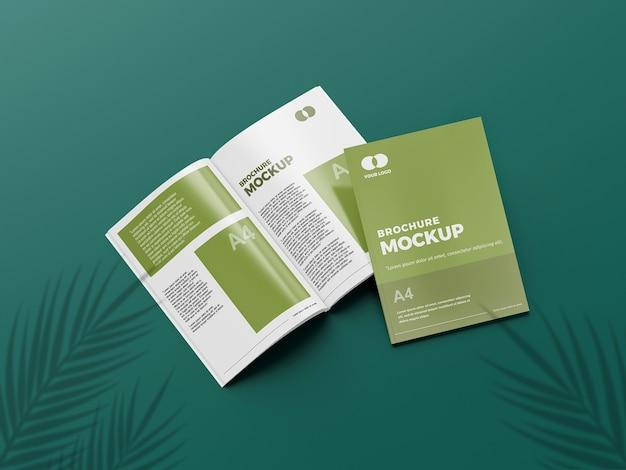 Niesamowita makieta broszury