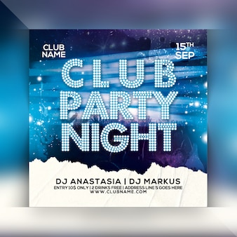 Nocna impreza klubowa